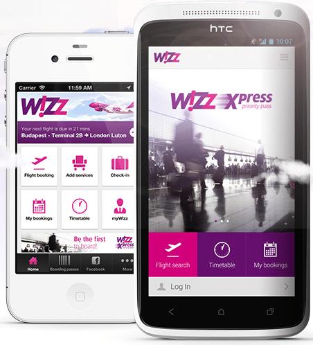App Wizzair