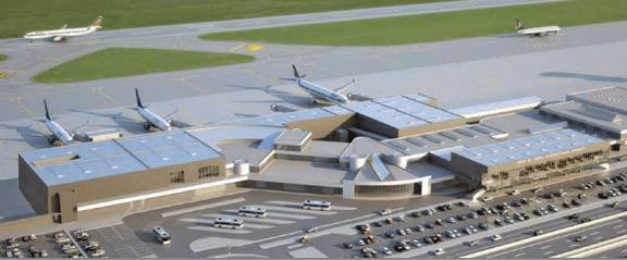 Pista aeroporto Bergamo Orio al Serio