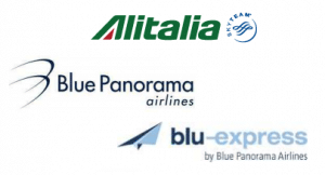 Sconti elezioni voli Alitalia Blue Panorama Blu Express