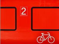 Vagone biciclette Trenitalia